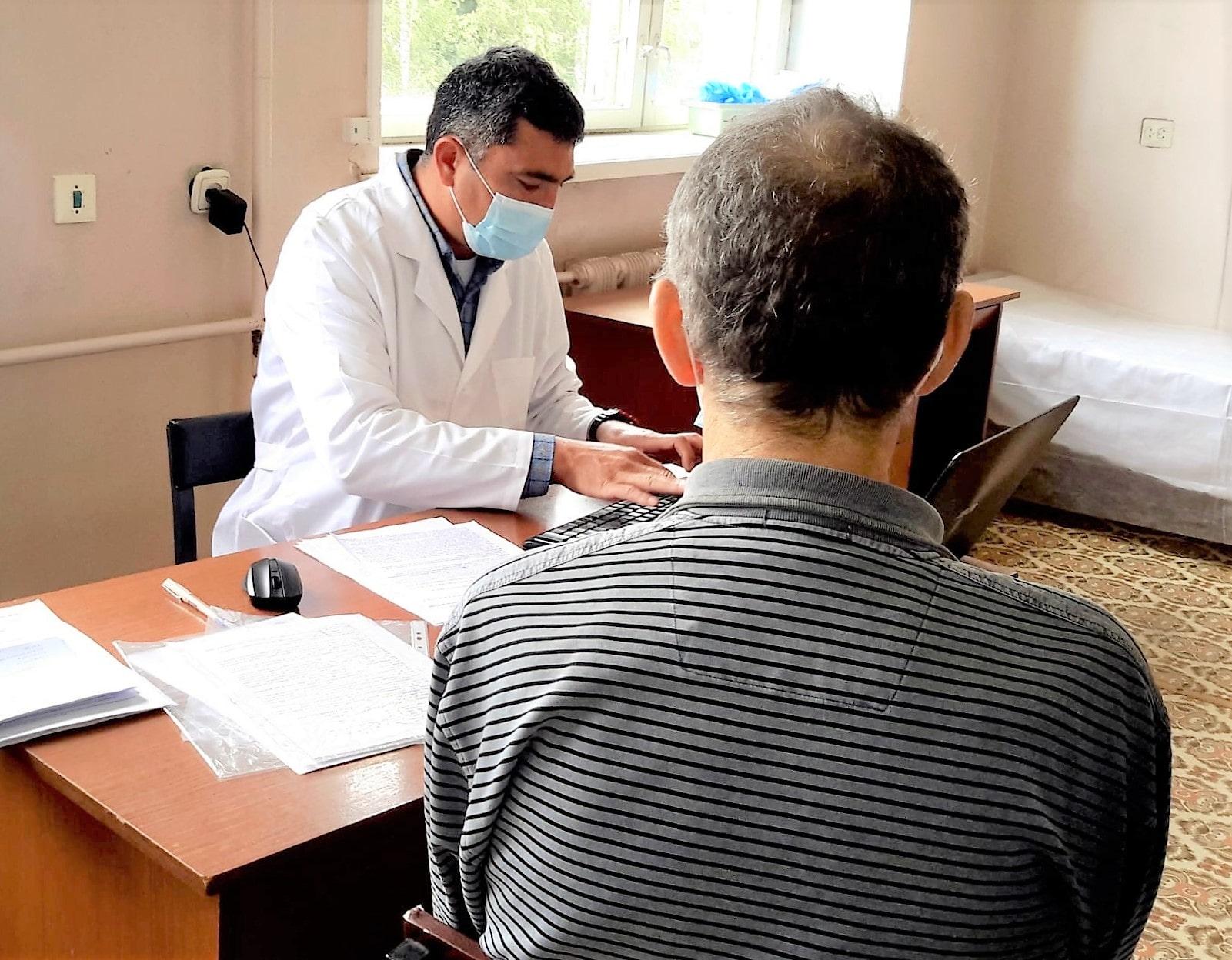 Специалисты центра имени Бакулева провели прием пациентов во Ржеве