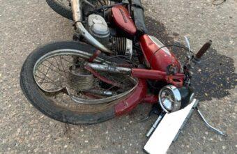 Скончался мотоциклист, которого сбил 16-летний парень в Тверской области