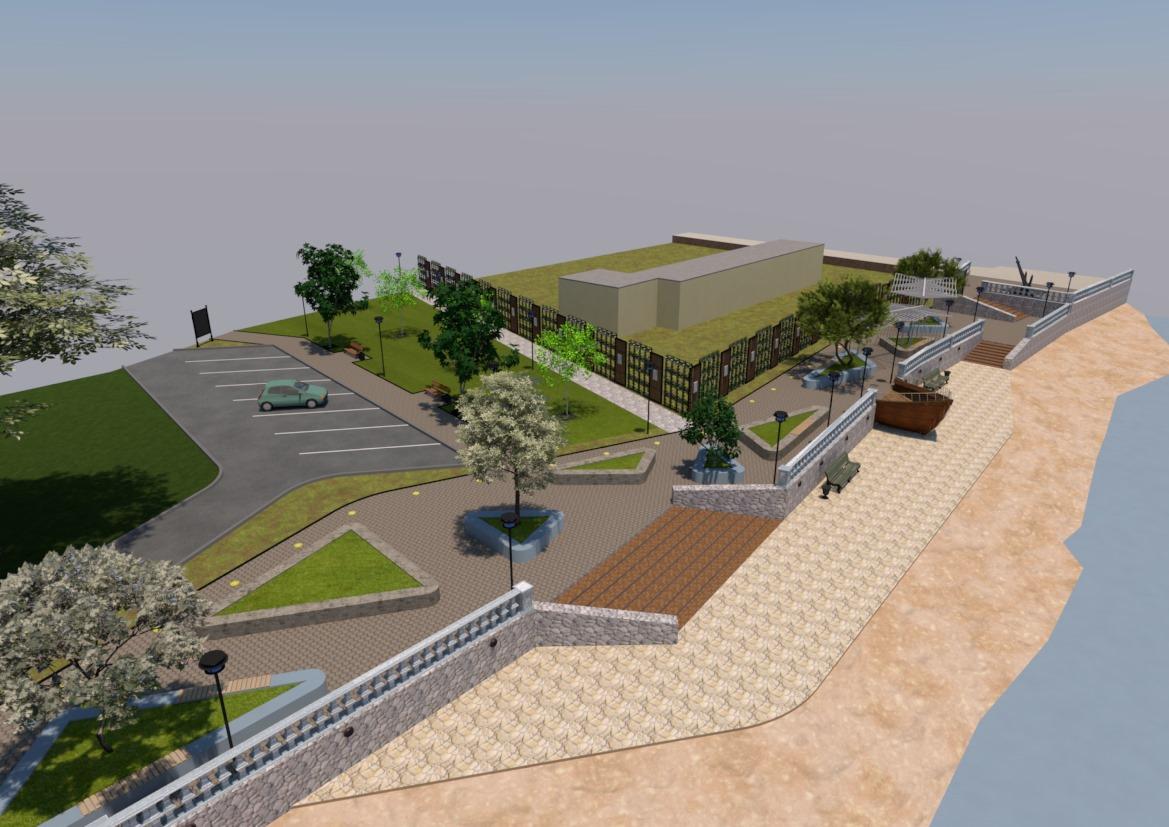 Набережная в Торопце станет современным пространством