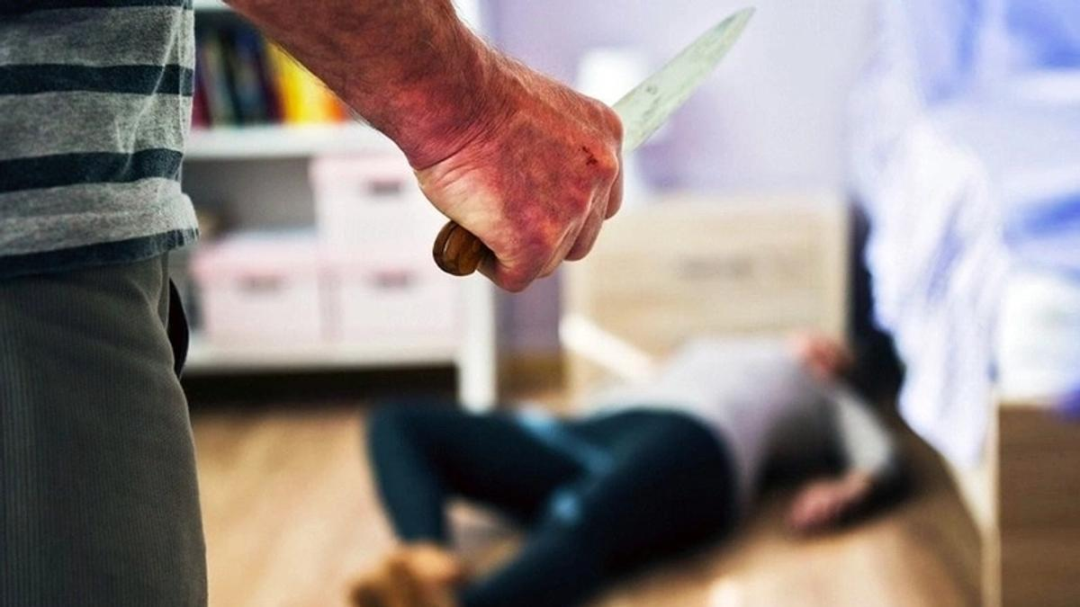 Житель Тверской области насмерть зарезал ножом собутыльницу