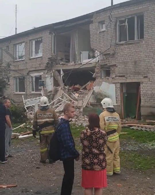 После хлопка газа в Красном Холме Тверской области возбуждено уголовное дело