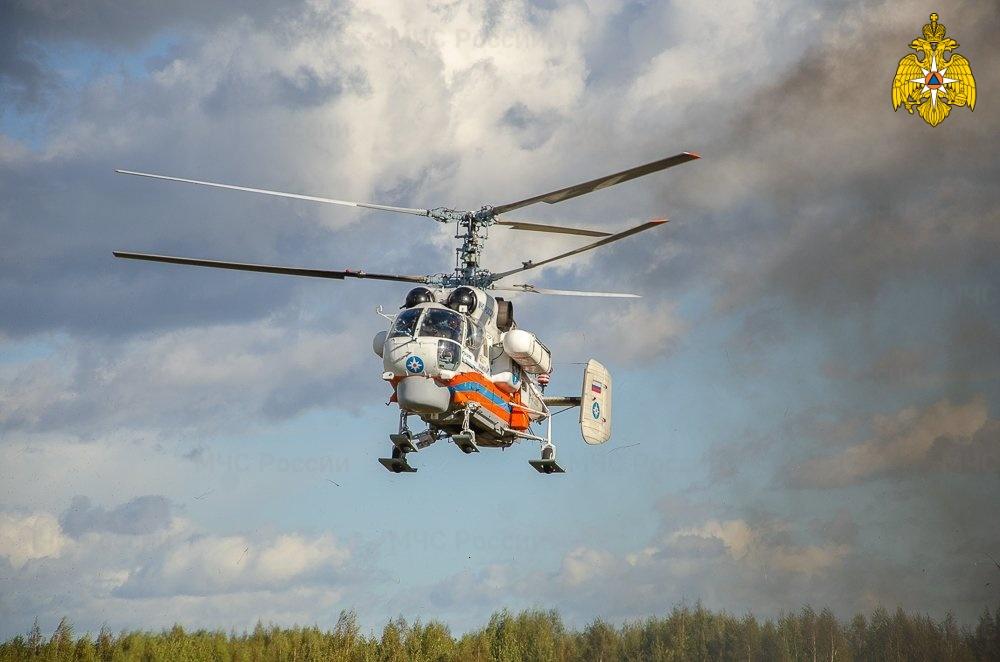 Ребёнка экстренно доставили в Тверь на вертолёте санавиации