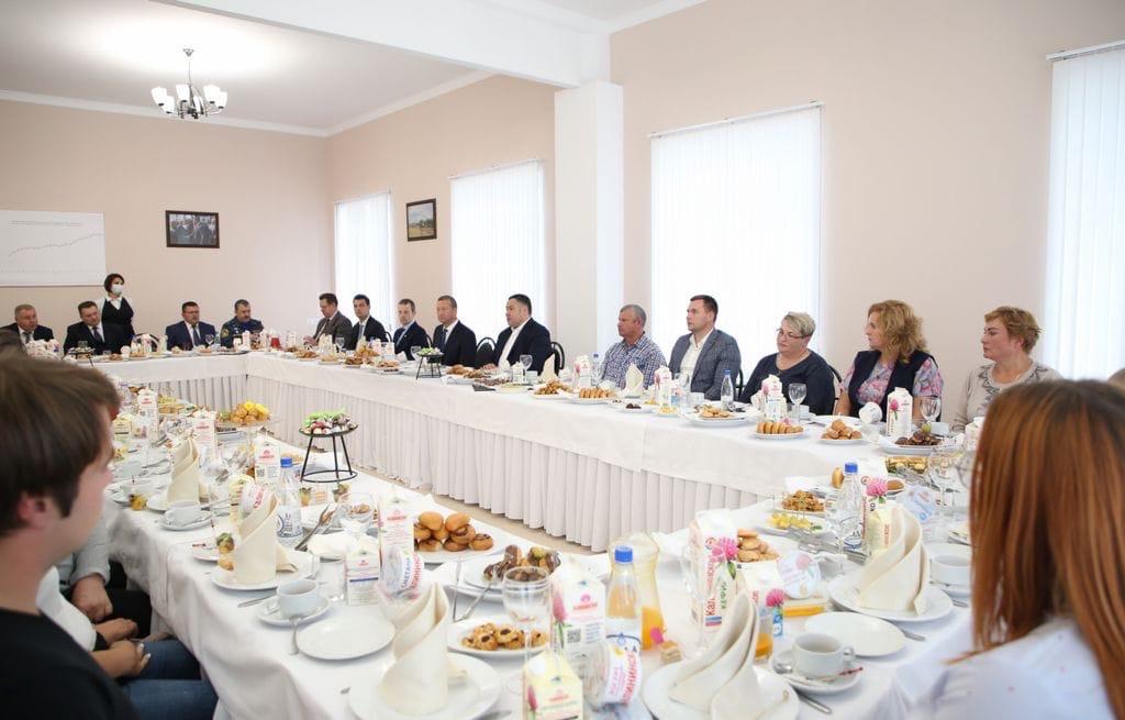 В Тверской области увеличились темпы уборочных сельхозработ