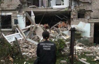 Пострадавшим от хлопка газа жителям Красного Холма Тверской области окажут социальную помощь