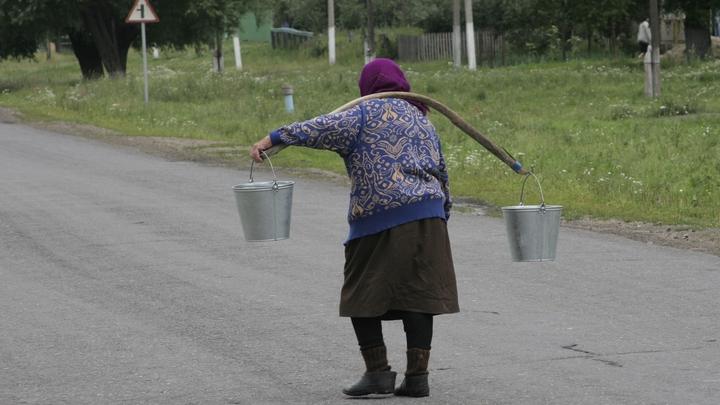 Жители Тверской области три месяца не смогут брать воду из колодца
