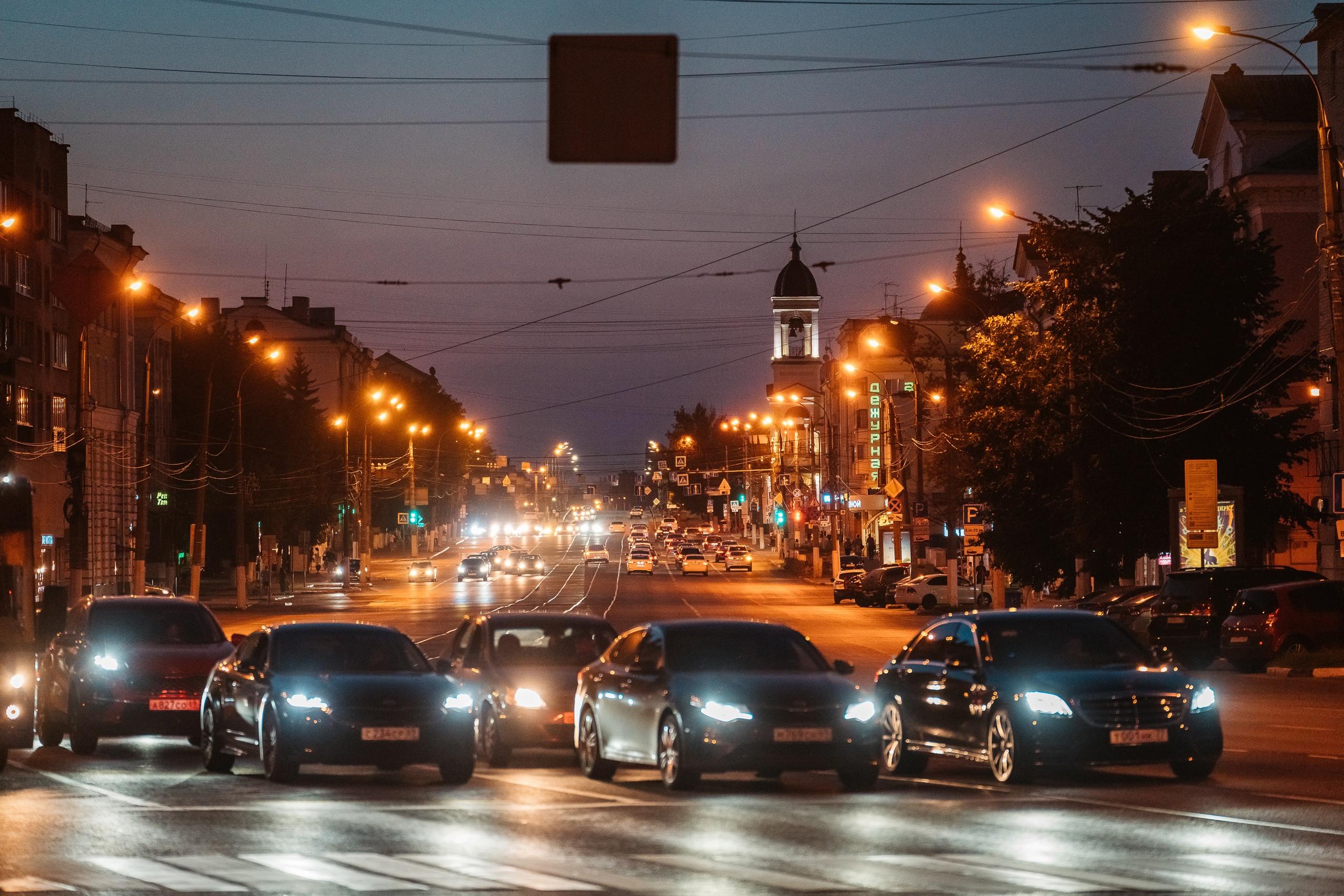 Тверских водителей хотят освободить от транспортного налога