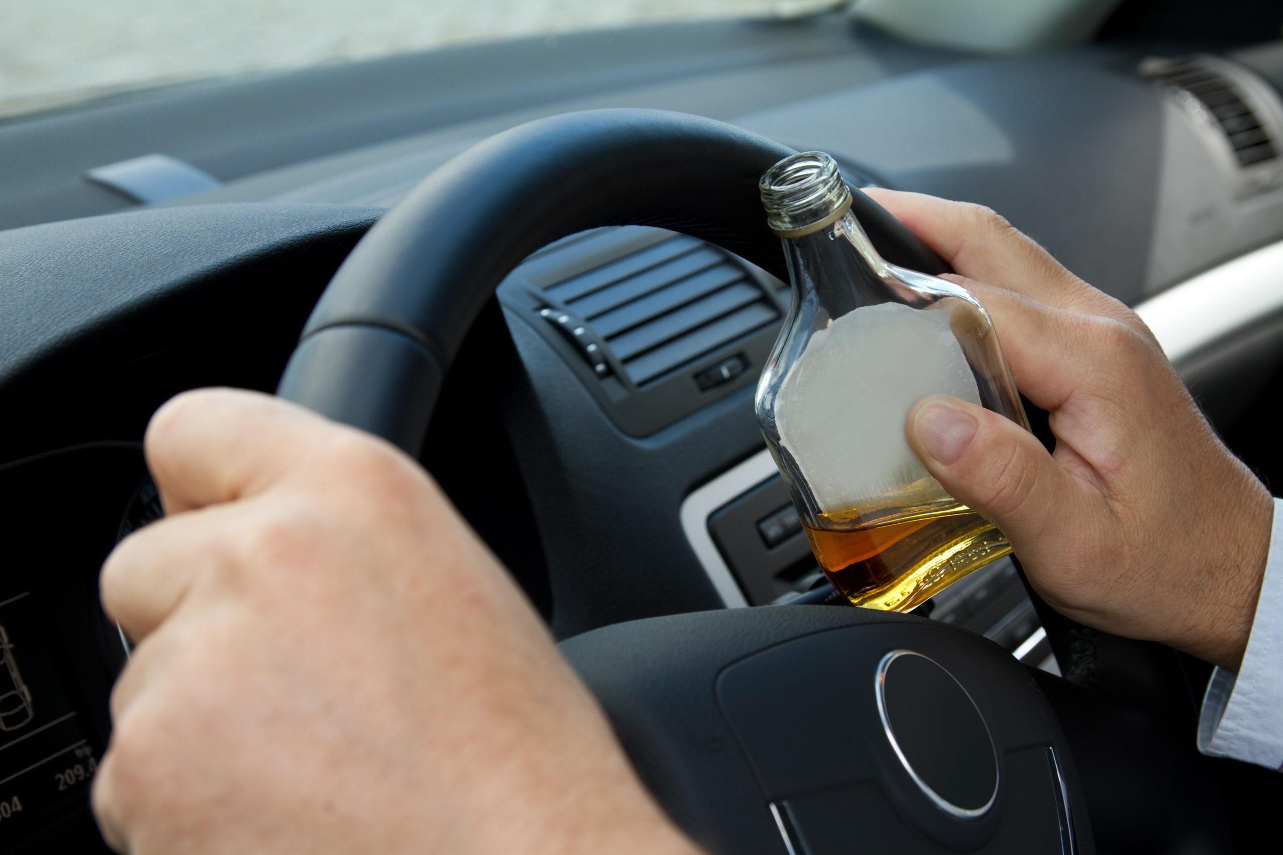 Всего за три дня в Тверской области поймали 65 пьяных водителей