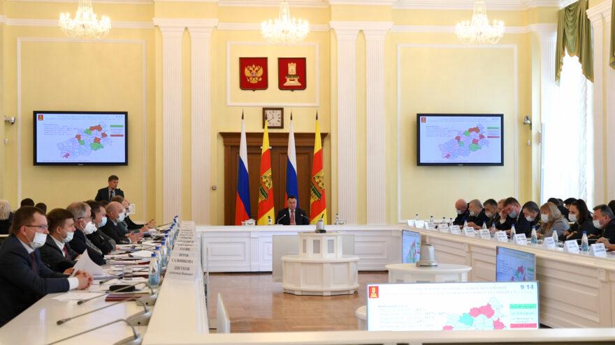 В Тверской области дополнительно профинансируют работу скорой помощи и выдачу лекарств