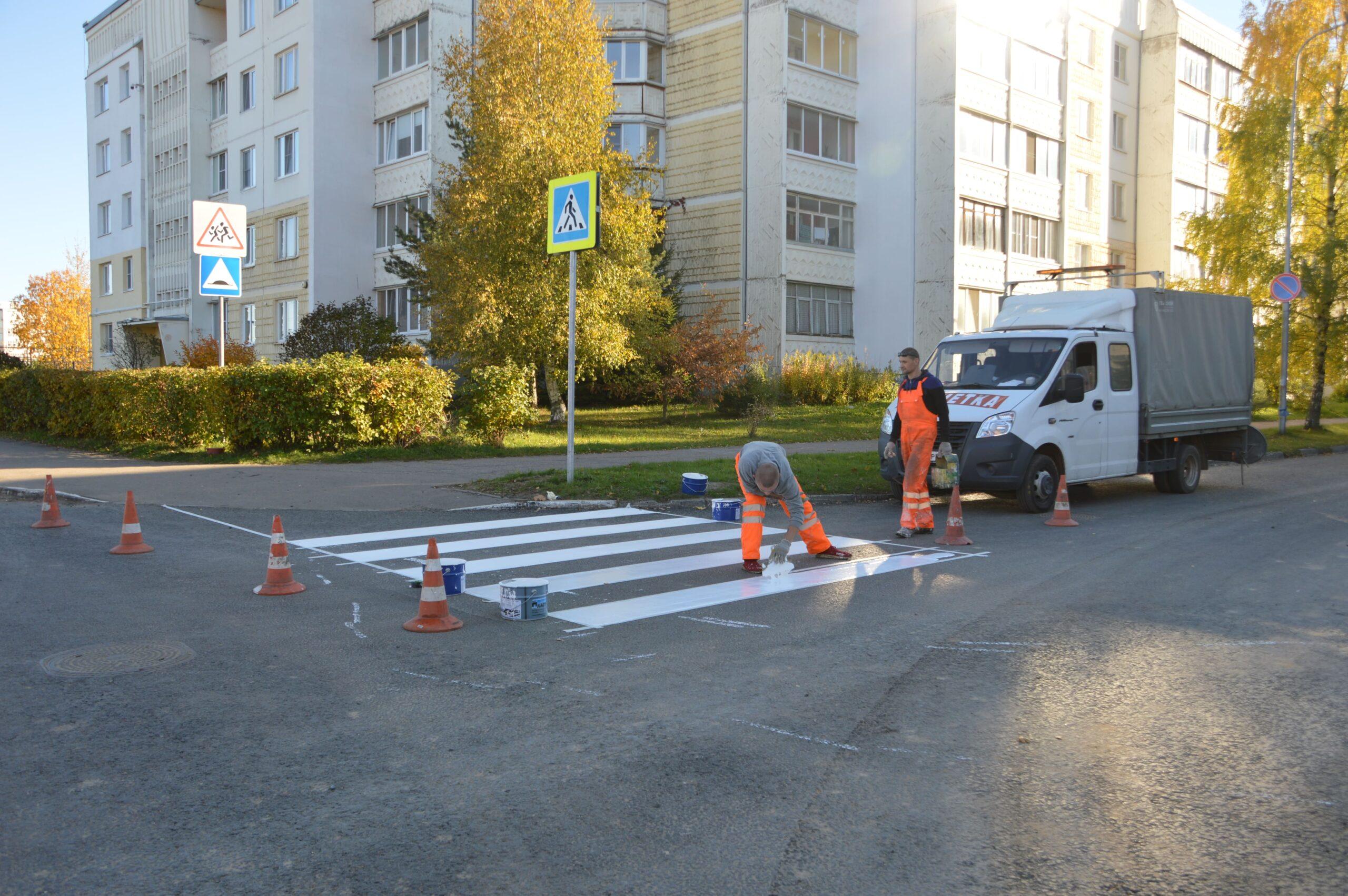 Больше 61 километра дорог отремонтировали в этом году в Твери