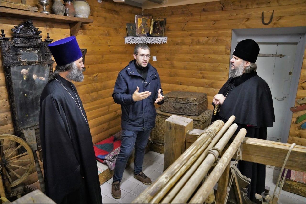 Васильевский музей гвоздарей