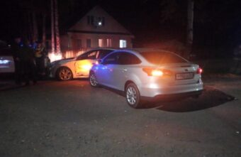В аварии в Твери пострадали три человека